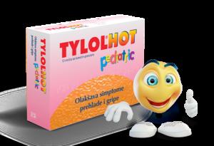 Tylol hot pediatric