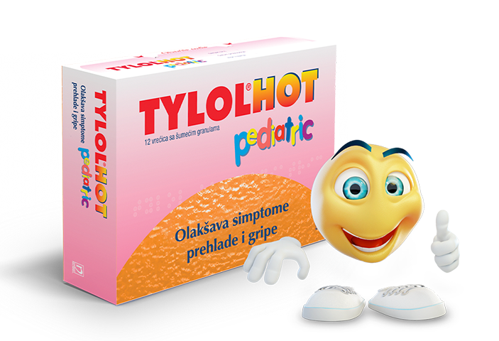 Tylol hot pediatric